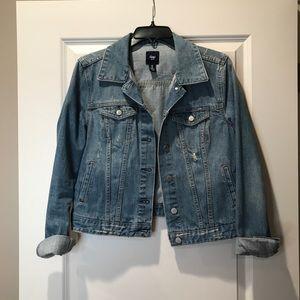 Gap denim jacket size medium